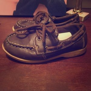 Boat shoes. Adorable!